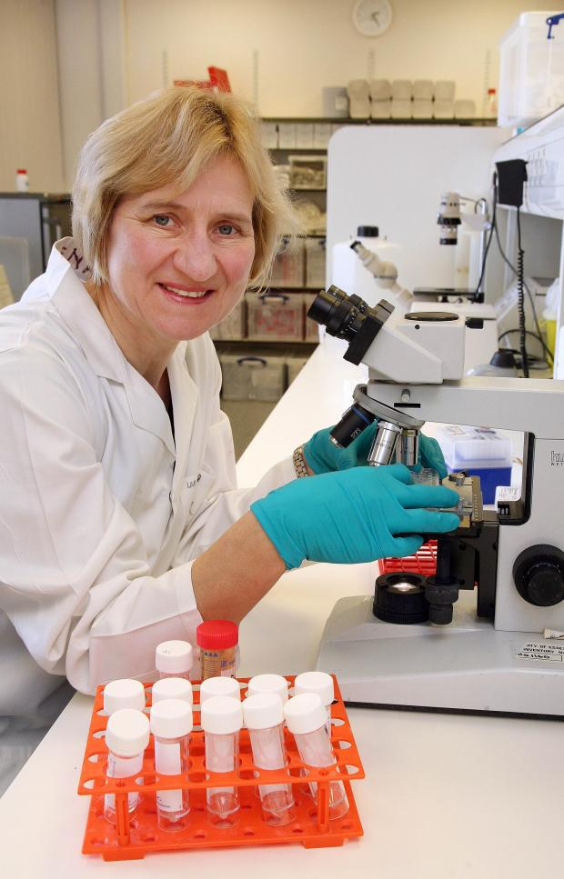 Braintree and Witham Times: Professor Elena Klenova, who is leading the research team.