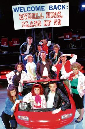 Grease is the word for the young stars of WOW