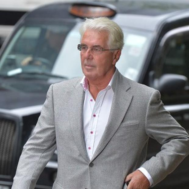 Braintree and Witham Times: PR guru Max Clifford denies 11 indecent assaults