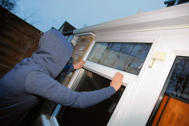 Warning issued to homeowners after spike in burglaries
