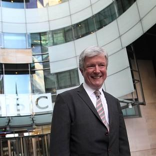 Braintree and Witham Times: BBC director-general Tony Hall who has confirmed plans to make digital channel BBC3 an online-only service next year