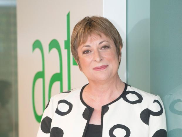 AAT chief executive Jane Scott Paul