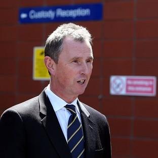 Braintree and Witham Times: Nigel Evans, who is on trial at Preston Crown Court, denies nine sex offences