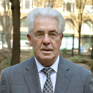 Max Clifford is accused of 11 counts of indecent assault against seven women and girls