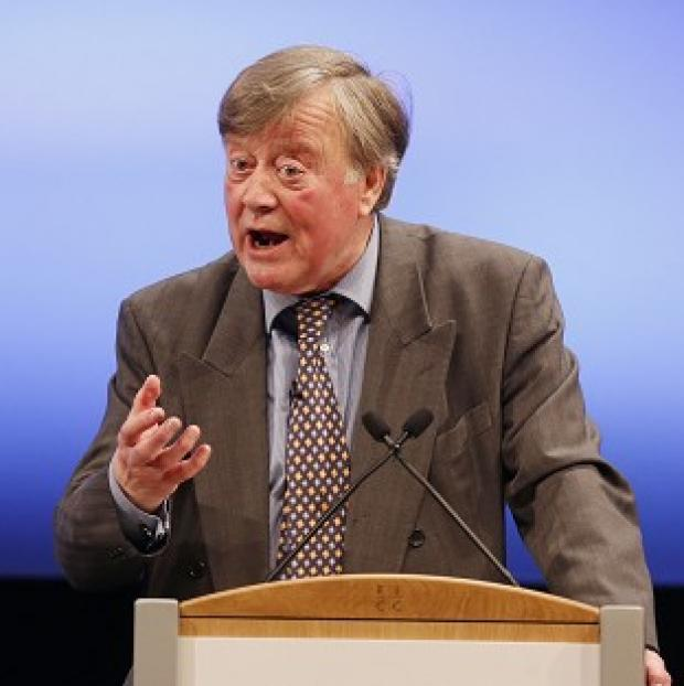 "Braintree and Witham Times: Ken Clarke says he would feel ""diminished"" if Scotland left the UK"