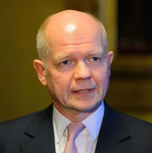 "Braintree and Witham Times: Russia must face ""economic and political consequences"" over Crimea, says Foreign Secretary William Hague"