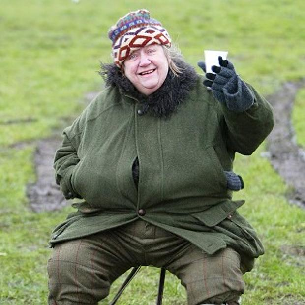 Braintree and Witham Times: Clarissa Dickson Wright, one of TV's Two Fat Ladies, has died aged 66