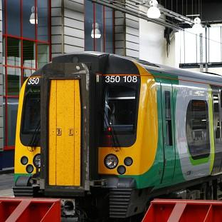 Braintree and Witham Times: London Midland is investigating the comment, which was made over the train's speaker system as it pulled into Telford Central