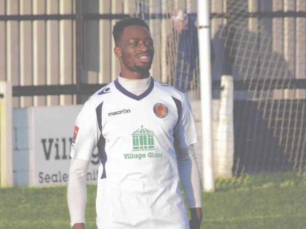 Witham are hoping Danny Emmanuel will be back before the end of the season.
