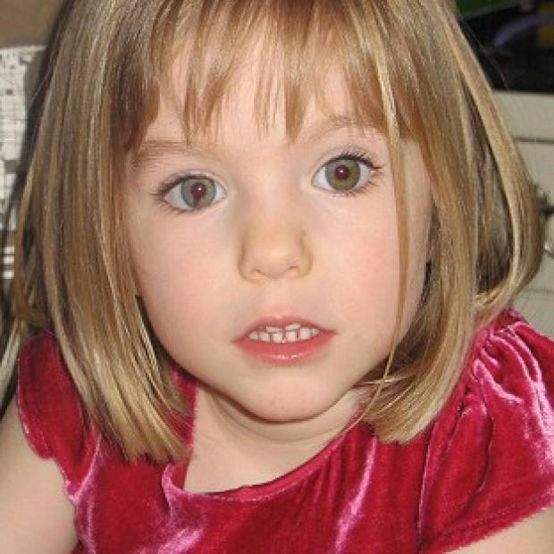Braintree and Witham Times: Madeleine McCann vanished from a holiday apartment in Portugal in 2007