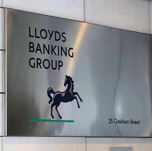 Around 5.4 billion Lloyds shares will be sold to institutional investors