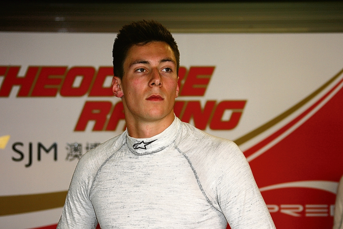 Alex still leads the way in GP3 despite trickier second race