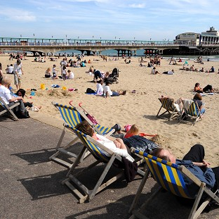 A woman's body has been found at a hotel in Bournemouth