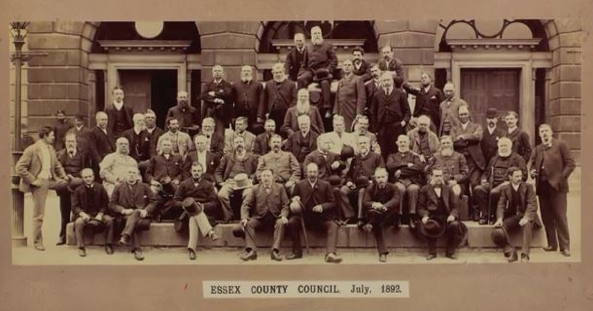 125 years of Essex County Council