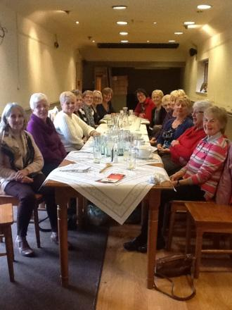 Widows encouraged to get social