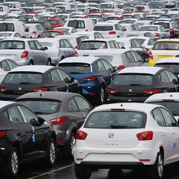 Braintree and Witham Times: New car sales for March took the year-so-far total to 688,122