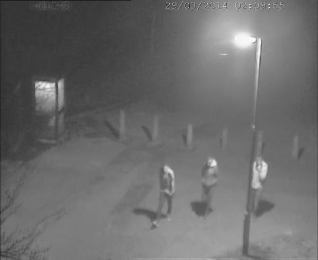 Police release CCTV images of 23 people they believe could help with Castle Park murder investigation