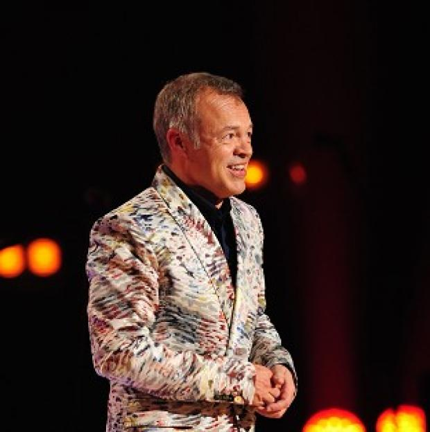 Braintree and Witham Times: Graham Norton is thought to be one of the BBC's most highly-paid stars.