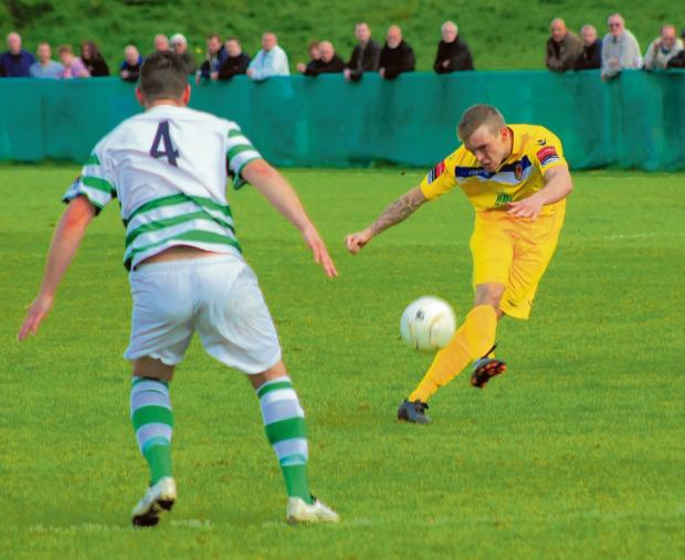 Braintree and Witham Times: Newby's late strike wins play-off for Witham