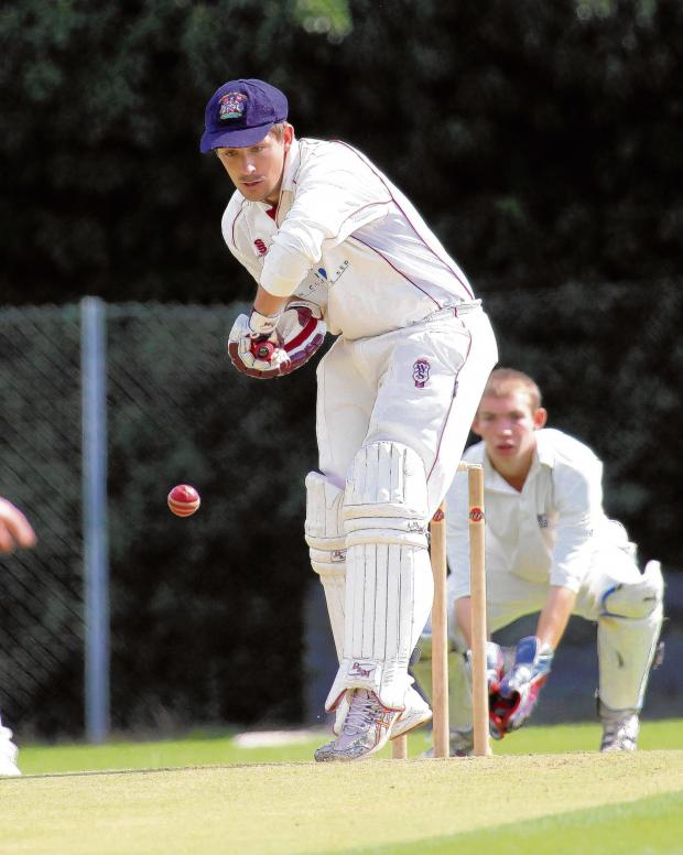 Braintree and Witham Times: Braintree Cricket Club's new captain Nick Butler. Picture: STEVE ARGENT