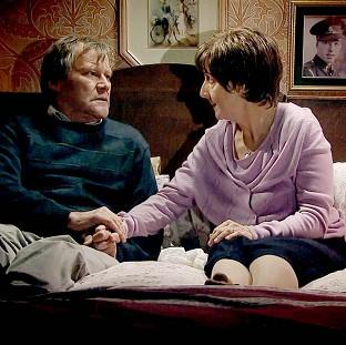 Braintree and Witham Times: The Lark Ascending was played during the final scenes of Hayley Cropper on Coronation Street