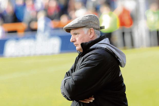 Devonshire: It wasn't us being under par, Concord were just better than us