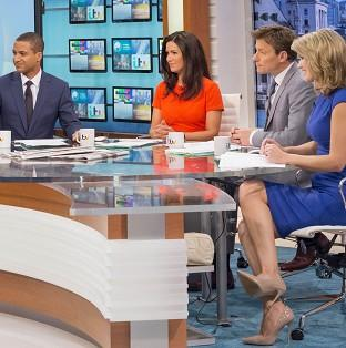 ITV's new Good Morning Britain show pulled in 800,000 viewers compared with 1.5 million for the BBC's Breakfast