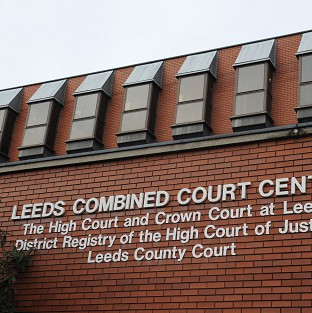 The hearing took place at Leeds County Court