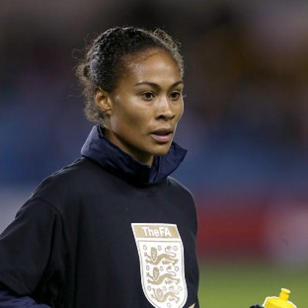 Braintree and Witham Times: England and Arsenal Ladies forward Rachel Yankey will be handed an OBE for services to football