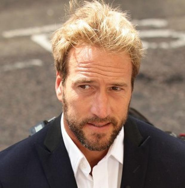 Braintree and Witham Times: Ben Fogle has told how he fought off a mugger