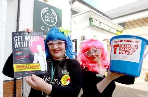 Braintree and Witham Times: Shop raises more than £450 for charity