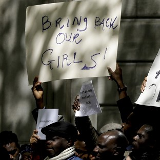 Nigeria kidnap girls video released