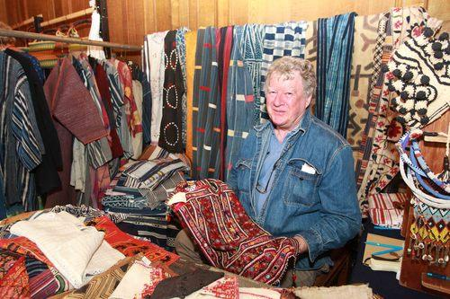 Braintree and Witham Times: Textile fair a success