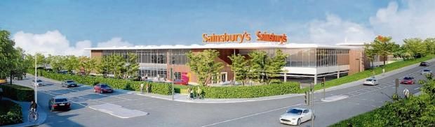 Braintree and Witham Times: UPDATE: Sainsbury's formally lodges appeal over council's refusal of plans for new Braintree store