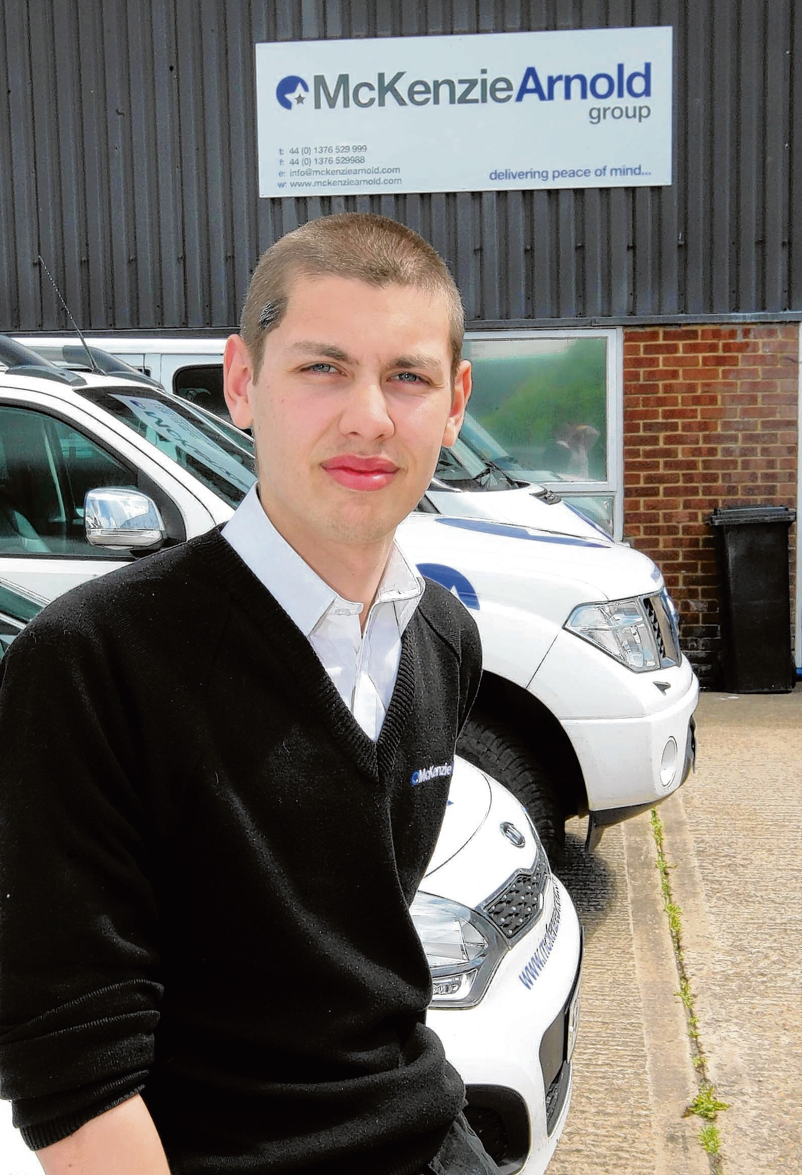 Hero cadet honoured by ambulance service after coimg to aid of elderly woman in Witham