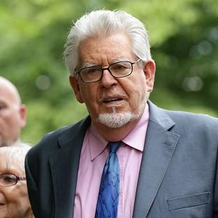 Rolf Harris denies all the charges.