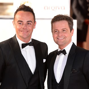Ant and Dec took it in turns to take over when Simon Cowell missed a show