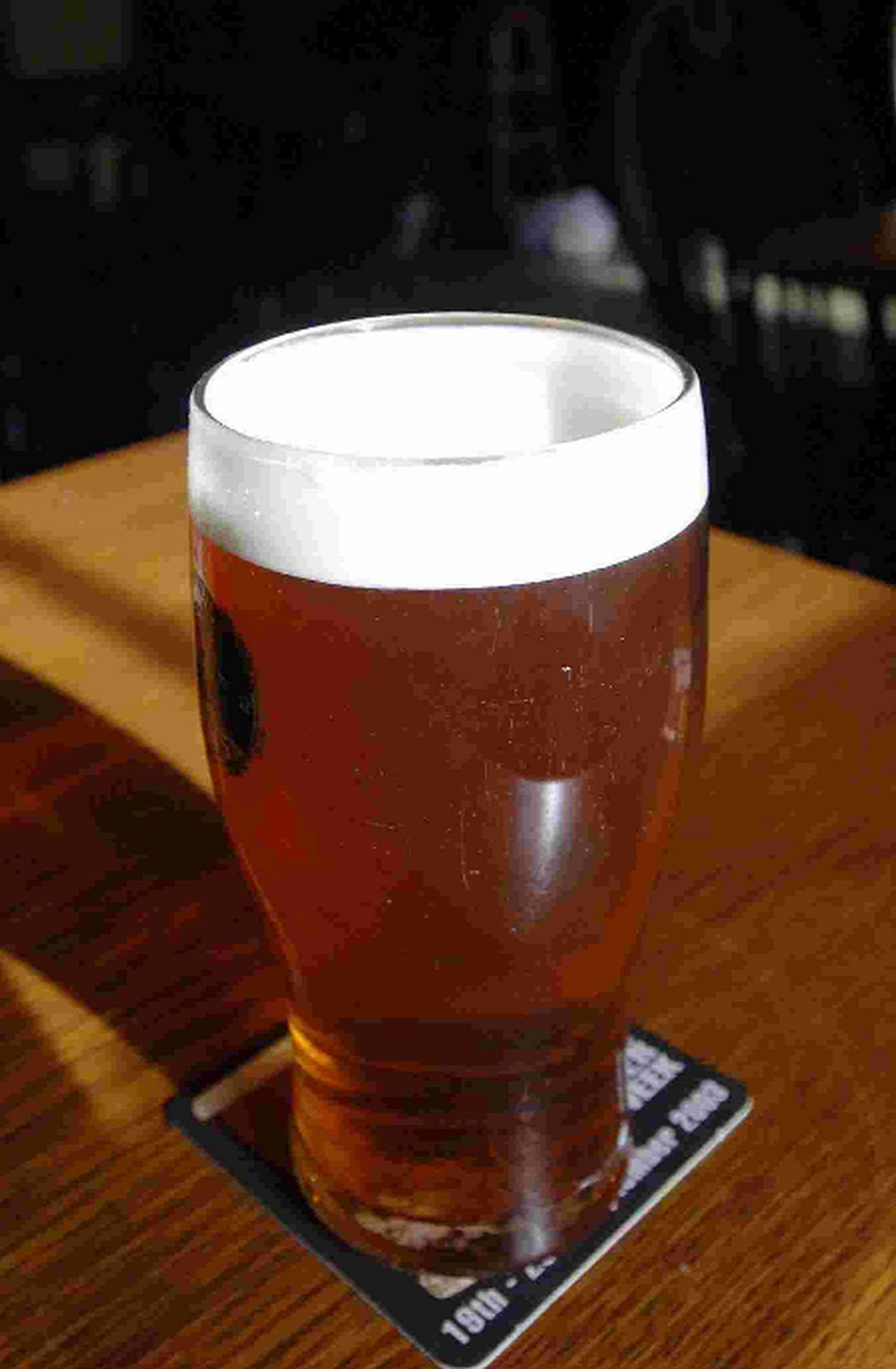 Raise a pint and help stop cancer at Hatfield Peverel