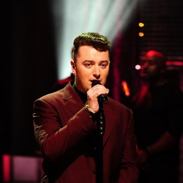 Braintree and Witham Times: Sam Smith will sing Stay With Me.