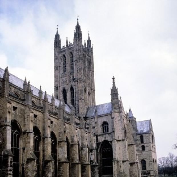 Braintree and Witham Times: Canterbury Cathedral has been awarded �11.9 million by the Heritage Lottery Fund.