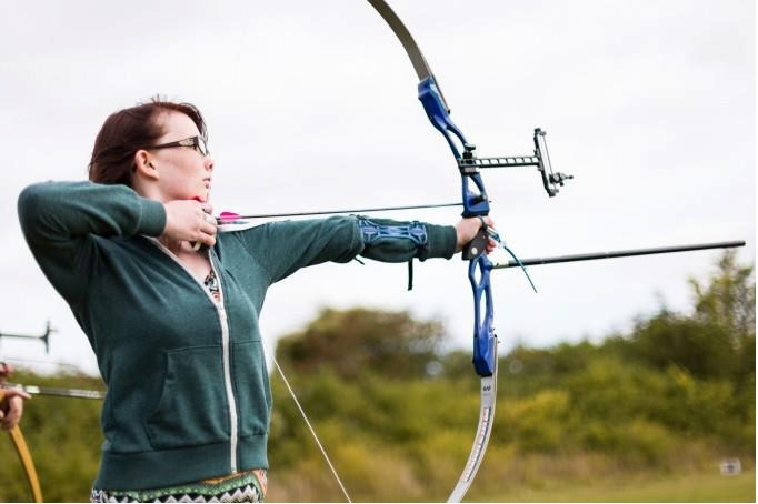Archery shoot with a difference to raise money for trip