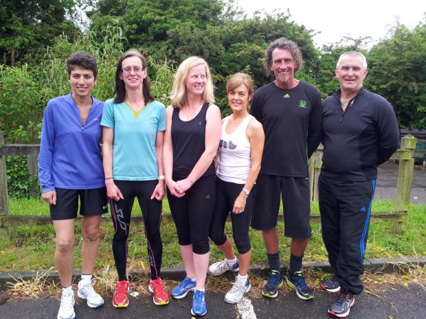 Braintree runners attempt to help break world record