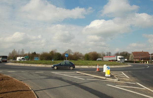 The money could also be used to improve Galleys Corner roundabout