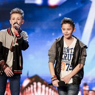 Braintree and Witham Times: Bars and Melody are tipped for glory in the Britain's Got Talent final.