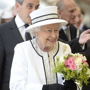 Braintree and Witham Times: The Queen is in Paris on a state visit.