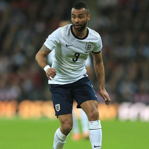 Braintree and Witham Times: Ashley Cole was left out of England's World Cup squad