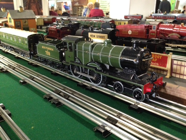 Discover 14 layouts at model railway exhibition