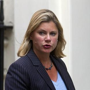Braintree and Witham Times: International Development Secretary Justine Greening said the UK is ready to provide 'whatever help is needed' for Iraqi civilians