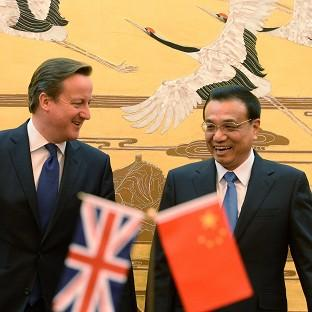 Braintree and Witham Times: David Cameron is set to renew acquaintances with Li Keqiang.