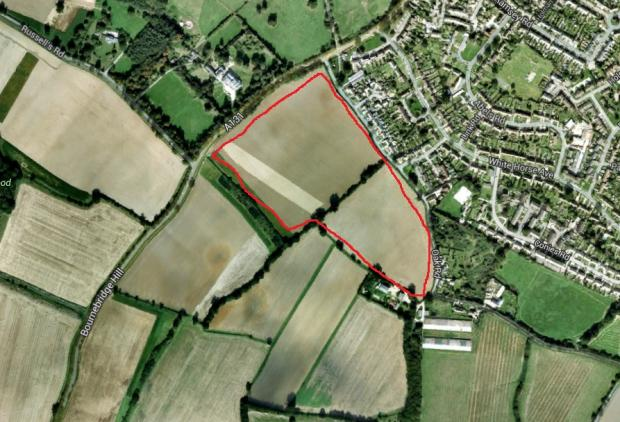 Public outcry over plans for new housing estate on outskirts of Halstead